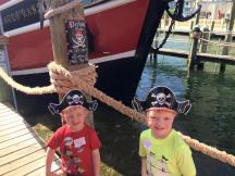Pirate boys