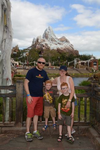 Animal Kingdom, expedition everest